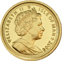 Twentieth Ounce Angel Gold Coin