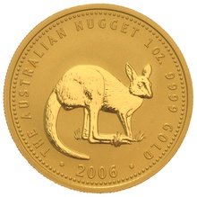 2006 1oz Gold Australian Nugget