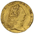 1762 Quarter Guinea Gold Coin