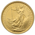 1996 Tenth Ounce Gold Britannia