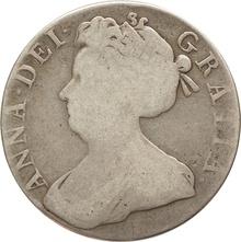 1708 Anne Crown - Nice Fine