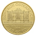 2019 Quarter Ounce Austrian Gold Philharmonic Coin