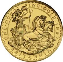 1997 Gold Britannia One Ounce Coin