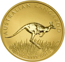 2008 1oz Gold Australian Nugget