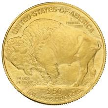 2007 1oz American Buffalo Gold Coin