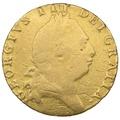 1793 George III Gold Guinea - Very Good