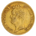 20 French Francs - Louis-Philippe Bare Head