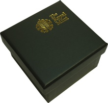 Gold Proof 2009 Sovereign Boxed