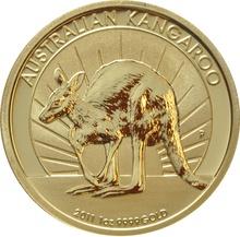 2011 1oz Gold Australian Nugget