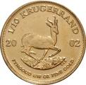 2002 Tenth Ounce Krugerrand