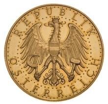 Austrian 100 Schilling Gold Coin