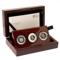 2019 Three-Coin Standard Proof Sovereign Set Boxed