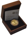 2009 £2 Two Pound Proof Gold Coin: Charles Darwin Boxed