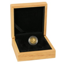 2020 Tenth Ounce Austrian Gold Philharmonic Coin Gift Boxed