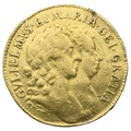 1689 Gold Guinea William and Mary
