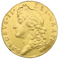 1688 James II Guinea Gold Coin