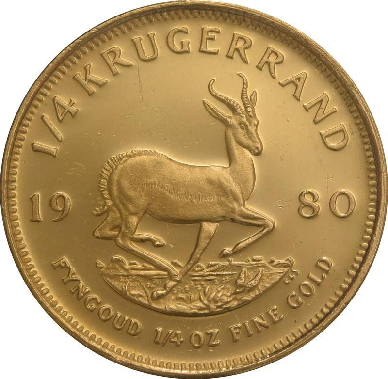 Quarter Ounce Krugerrand