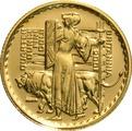 2001 Quarter Ounce Britannia Gold Coin