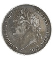 1821 George IV Crown - Fine
