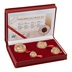 Krugerrand 2008 4-Coin Gold proof Set Boxed