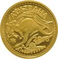 2016 Quarter Ounce Gold Australian Nugget SE Proof