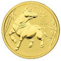 2021 Perth Mint Tenth Ounce Year of the Ox Gold Coin