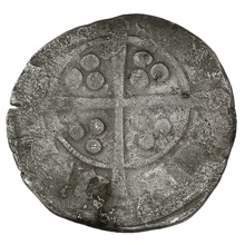 1307-1327 Edward II Silver Penny. Bishop Beaumont. Class 15a