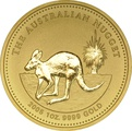 2005 1oz Gold Australian Nugget
