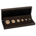 Krugerrand 2017 6-Coin Prestige Gold proof Set Boxed