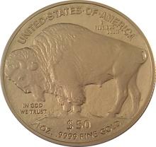 2009 Proof 1oz American Buffalo Gold Coin