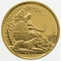 2007 Tenth Ounce Proof Britannia Gold Coin