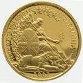 2007 Tenth Ounce Proof Britannia Gold Coin