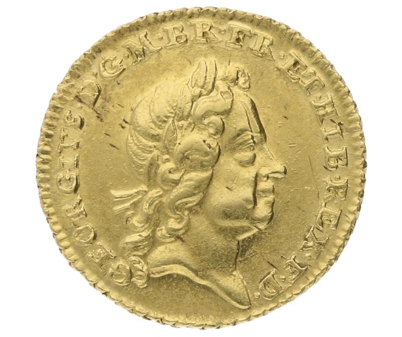 1718 Quarter Guinea