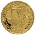 2002 Quarter Ounce Proof Britannia Gold Coin