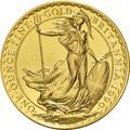 1990 Gold Britannia One Ounce Coin