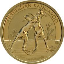2010 1oz Gold Australian Nugget