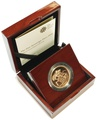 2016 - Gold £5 Brilliant Uncirculated Coin Boxed