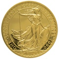 1990 One Ounce Proof Britannia Gold Coin