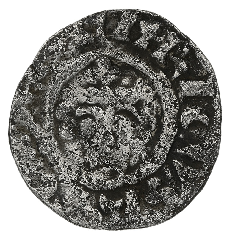 1180-89 Henry II Hammered Silver Penny Raul London