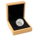 1/2oz Perth Mint Silver Year of the Mouse 2020 Gift Boxed