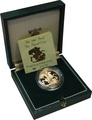 1988 £2 Two Pound Double Sovereign Proof Gold Coin Boxed