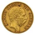 10 Mark German Wilhelm II 1890-1912