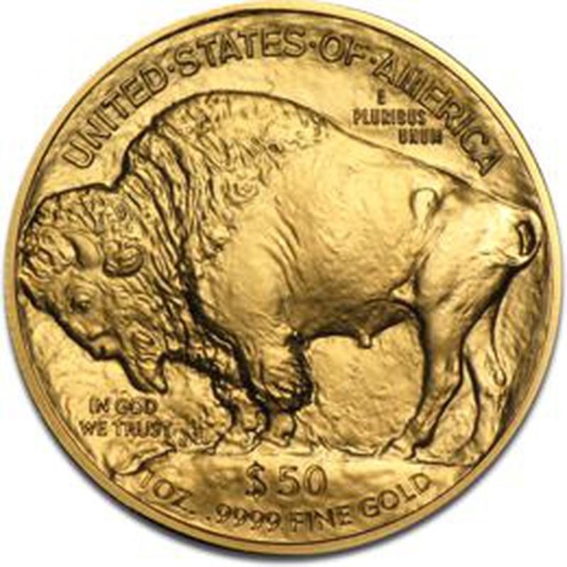 2013 1oz American Buffalo Gold Coin