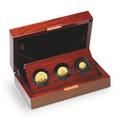 2014 Proof Britannia Gold 3-Coin Set Boxed