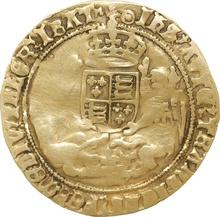 Henry VIII Gold Half Sovereign - Fine