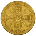 1695 William III Guinea Gold Coin