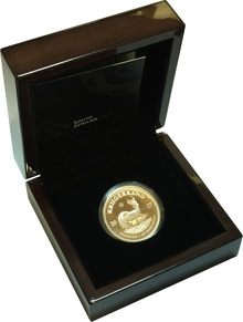 2017 1oz Gold Proof Krugerrand 50th Anniversary - Boxed