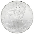 2010 1oz American Eagle Silver Coin