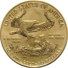 2017 1oz American Eagle Gold Coin