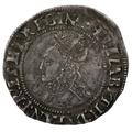 1560-1 Elizabeth I Silver Groat mm cross crosslet